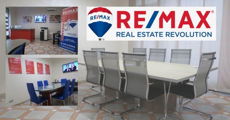 offerta agenzia immobiliare e centro di mediazione immobiliare Novara - ReMax Real Estate