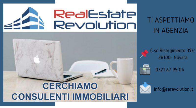 Occasione agenzia immobiliare a Novara ricerca agenti consulenti – Offerta di lavoro come agente immobiliare a Novara