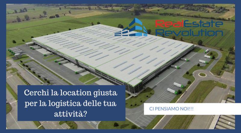 Occasione spazi per la logistica nelle varie Aree Industriali a Novara – Vendita capannoni con altezze fino a 24mt di altezza a Novara