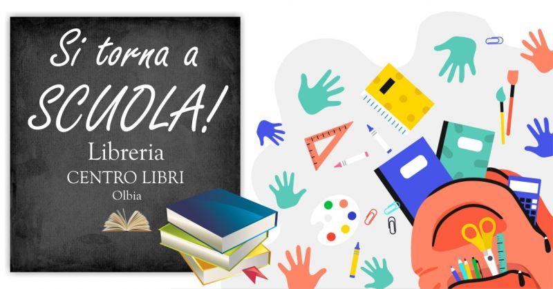 LIBRERIA CENTRO LIBRI  Olbia - offerta testi scolastici per scuole medie superiori e universita