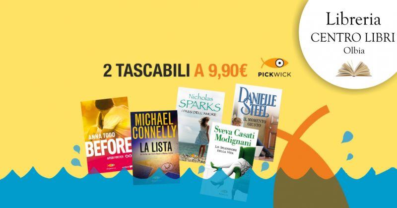 LIBRERIA CENTRO LIBRI  Olbia - offerta libri tascabili PIckwick Mondadori