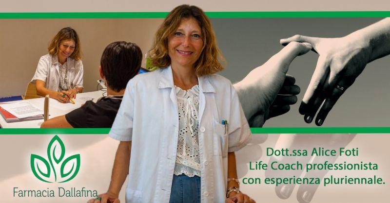 Offerta Life Coach professionista Alice Foti Vicenza - Occasione Seduta Terapeutica con Life Coach Vicenza