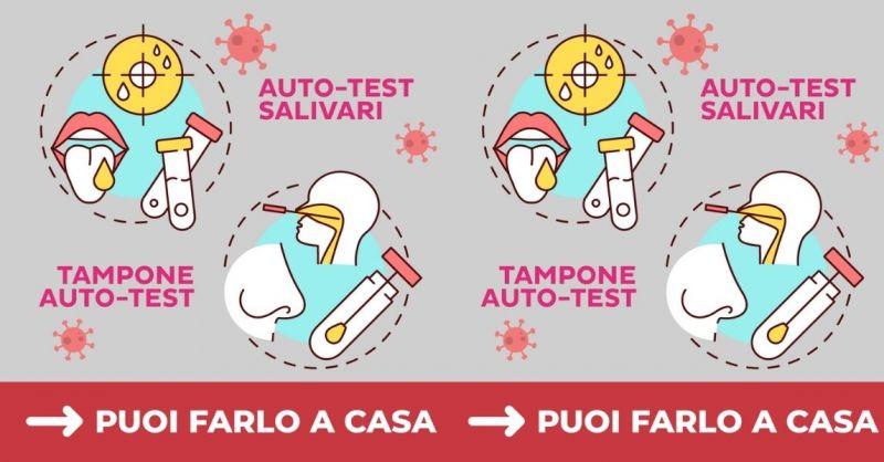 Farmacia Dallafina offerta nuovi test covid da fare a casa - Occasione vendita tampone nasate