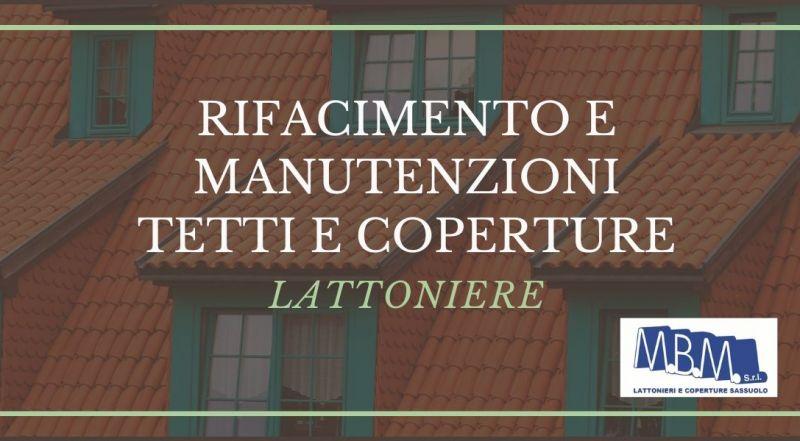 Occasione rifacimenti tetti a Modena – Offerta coperture edili a Modena