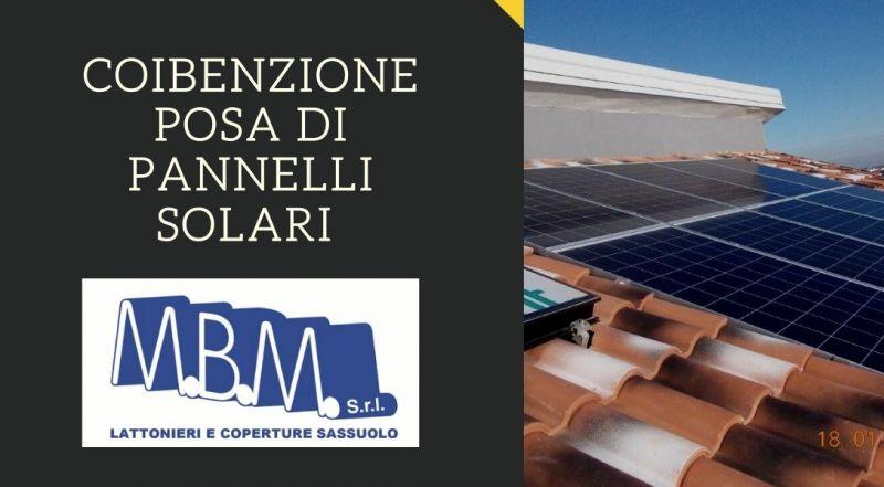 Offerta posa di pannelli solari a Sassuolo Modena - Occasione servizio di coibenzione per la tua casa a Sassuolo Modena