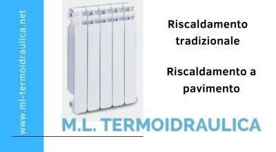 occasione installazione rifacimento impianti di riscaldamento tradizionali e a pavimento a sassuolo modena