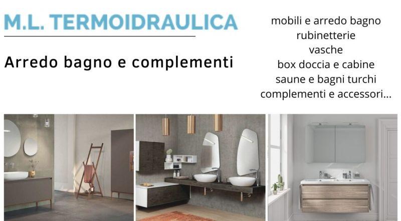 Vendita mobili e arredo bagno rubinetterie vasche box doccia e cabine saune e bagni turchi complementi e accessori Sassuolo a Modena