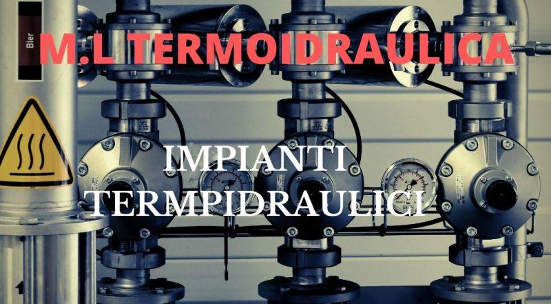 Vendita progettazione all'installazione di impianti e prodotti del settore termoidraulico Sassuolo Modena