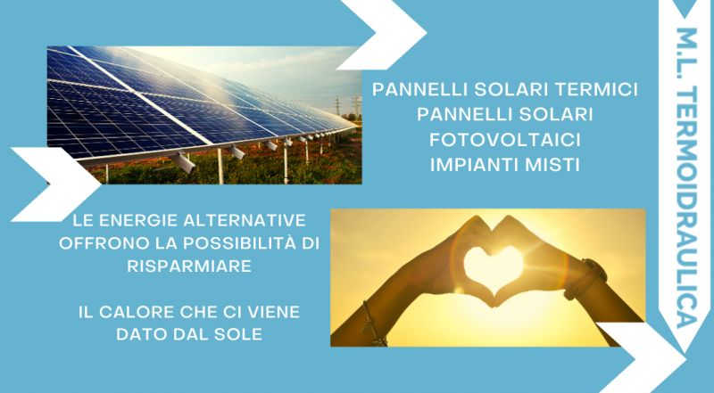 Vendita e istallazione di pannelli solari termici e fotovoltaici a Modena – Offerta risparmio energetico installazione di pannelli solari a Modena