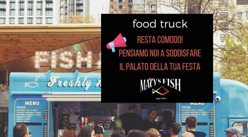 Occasione food truck per feste ed eventi a Pordenone – Offerta cibo da strada pesce per le tue feste ed eventi a Pordenone