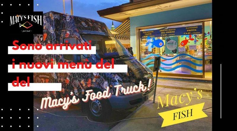 Occasione cibo da strada food street food track a Pordenone – offerta pesce d'asporto per venti matrimonio battesimi compleanni a Pordenone
