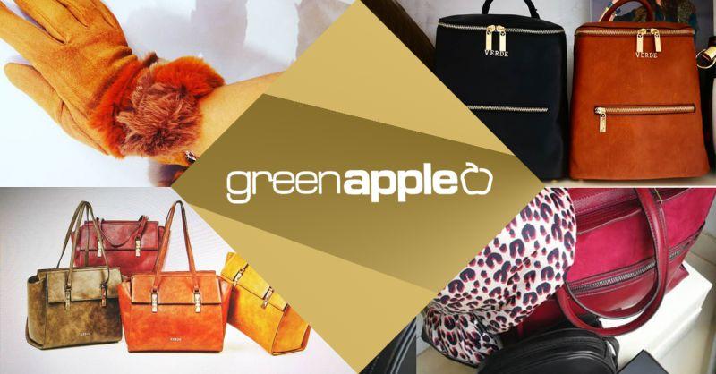 offerta pelletteria guanti cinture in pelle chiaravalle - occasione accessori moda borse scarpe chiaravalle
