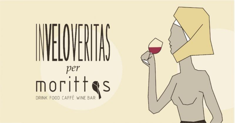 MORITTAS DRINK FOOD CAFFE WINE BAR - offerta cena di presentazione Inveloveritas