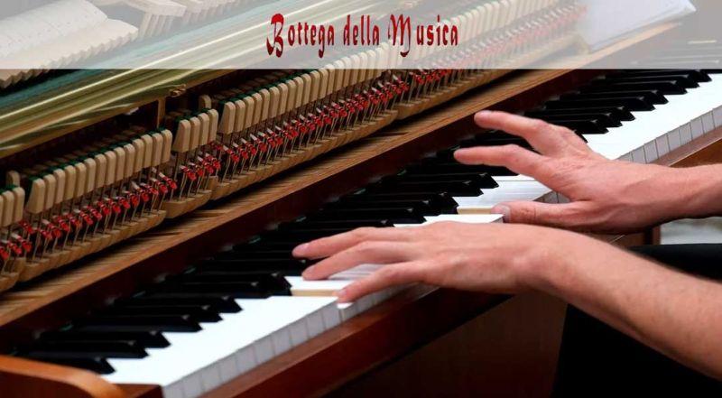 Offerta accordatura pianoforte Viterbo - Promozione intervento tecnico pianoforte Latina