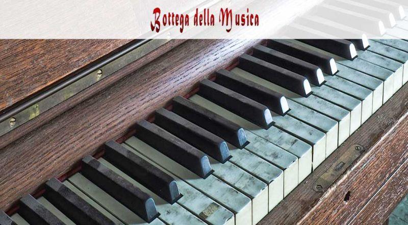 Offerta restauro pianoforte Roma - Promozione riparazione pianoforti Latina