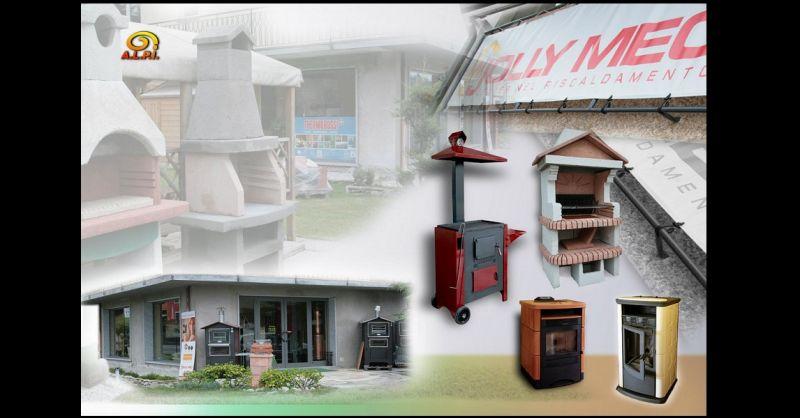 A.L.P.I. Alpicalor - Occasione vendita installazione prodotti per il riscaldamento ecologico