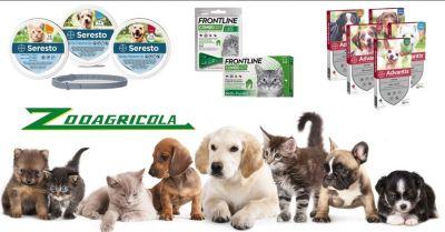 offerta prodotti antiparassitari per cani e gatti occasione prodotti contro pulci e zecche