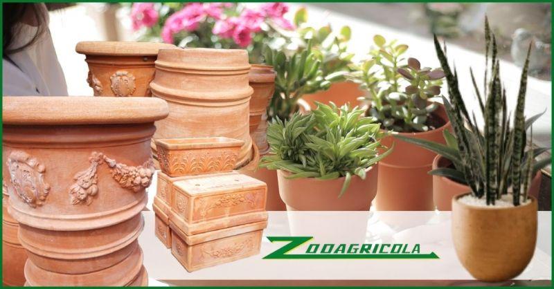offerta vasi in terracotta Lucca - promozione vasi in terracotta per piante e da giardino