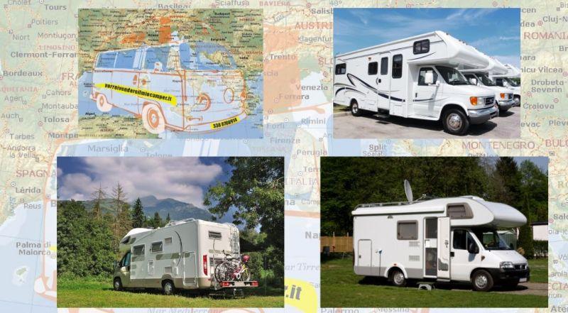 offerta compravendita camper e caravan - VORREI VENDERE IL MIO CAMPER