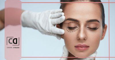 offerta intervento blefaroplastica superiore e inferiore verona occasione intervento borse palpebre