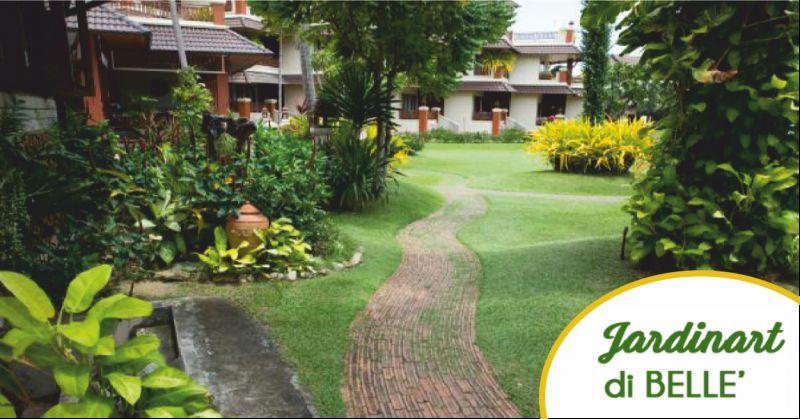 jardinart offerta cura giardini - occasione giardiniere massa carrara