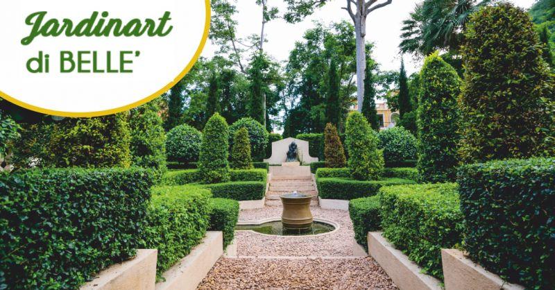 jardinart offerta illuminazione giardini - occasione irrigazione giardini massa carrara