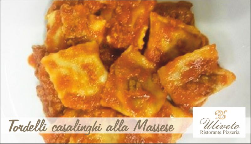 ristorante uliveto offerta ristorante tipico toscano - occasione tordelli toscani massa carrara