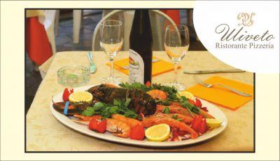 ristorante uliveto offerta piatti di pesce occasione ristorante di pesce massa
