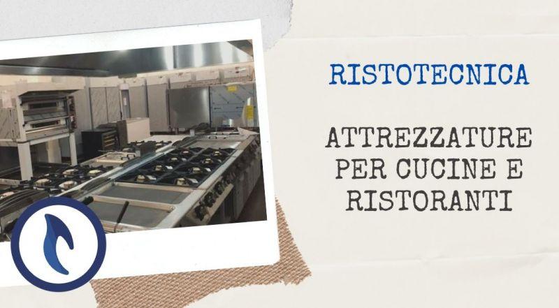 Occasione attrezzature professionali cucina a Novara – Vendita cucine professionali a Vercelli