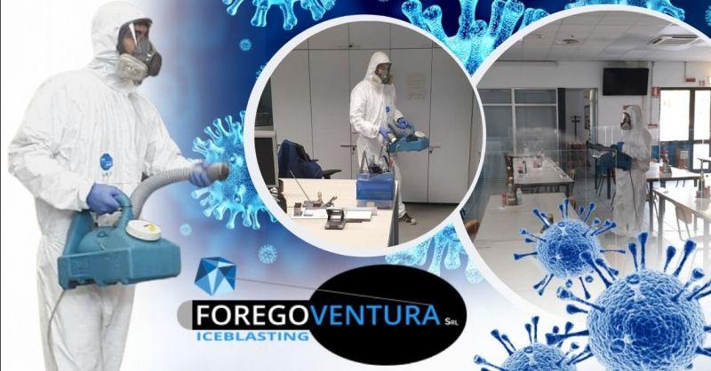 FOREGOVENTURA - Offerta impresa professionale sanificazione igienizzazione ambienti Covid 19