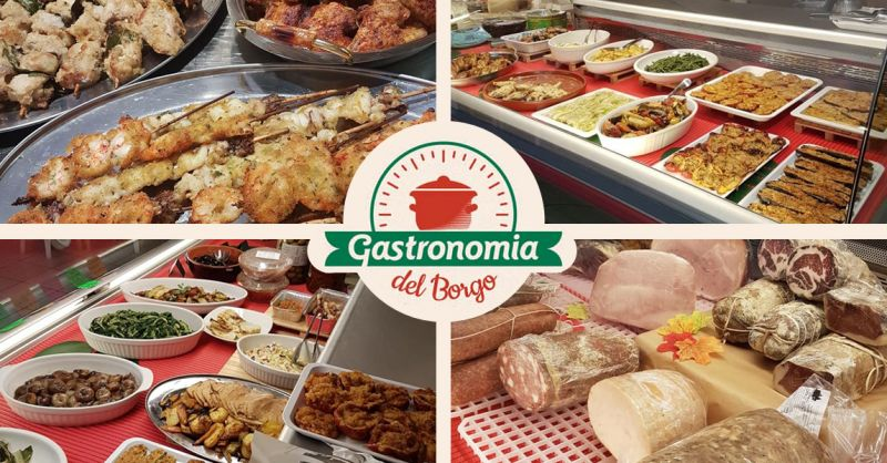 Offerta Gastronomia D'Asporto Corinaldo - Occasione Piatti Pronti Sughi Corinaldo