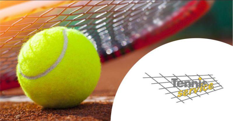 TENNIS SERVICE negozio di articoli sportivi - offerta attrezzature ed accessori per il tennis