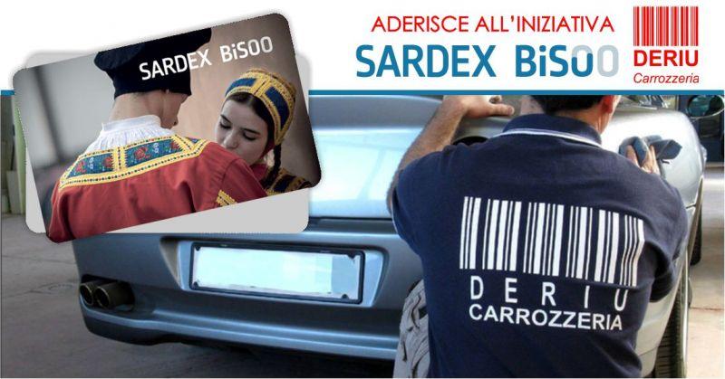 AUTOCARROZZERIA DERIU Bolotana - offerta attivita che aderisce al programma SARDEX BISOO