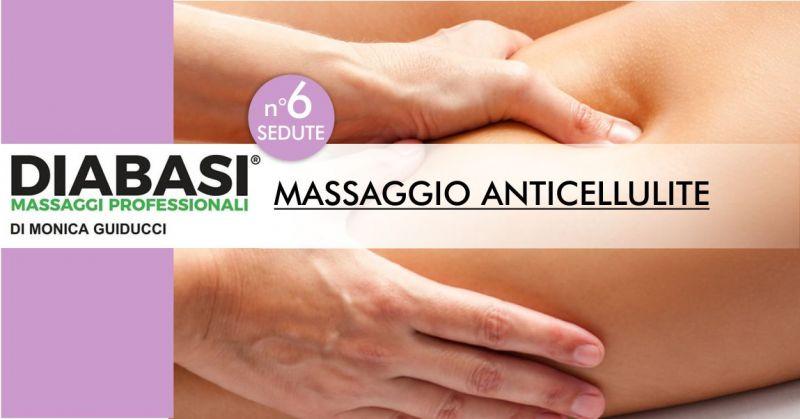 STUDIO DIABASI MONICA GUIDUCCI Nuoro - offerta sei sedute massaggi trattamento anticellulite