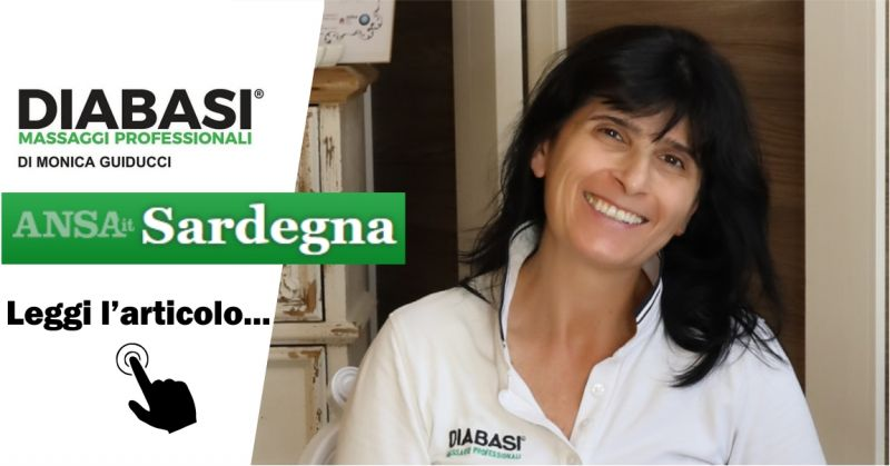 MONICA GUIDUCCI massaggi professionali Nuoro - opinioni articolo Ansa Sardegna