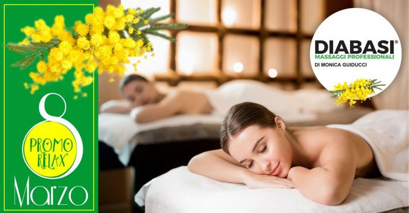 STUDIO DIABASI MONICA GUIDUCCI massaggi professionali Nuoro - offerta 8 MARZO percorso spa per coppie