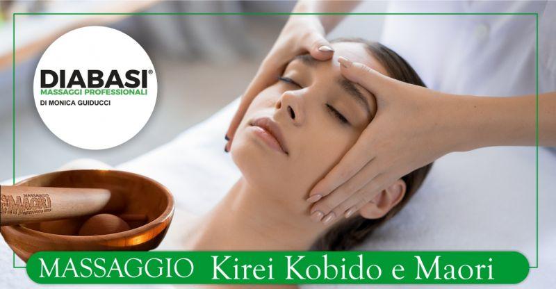 STUDIO DIABASI MONICA GUIDUCCI Nuoro - offerta massaggio Kirei e Kobido e Maori