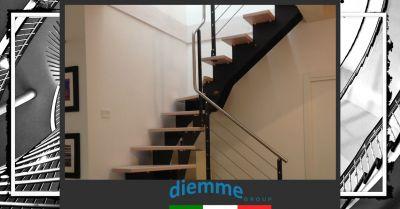 offerta progettazione scale su misura made in italy occasione vendita diretta scale