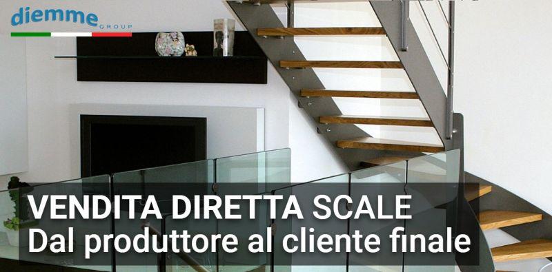 Diemme Group - Azienda leader produttrice di scale per interni ed esterni personalizzabili