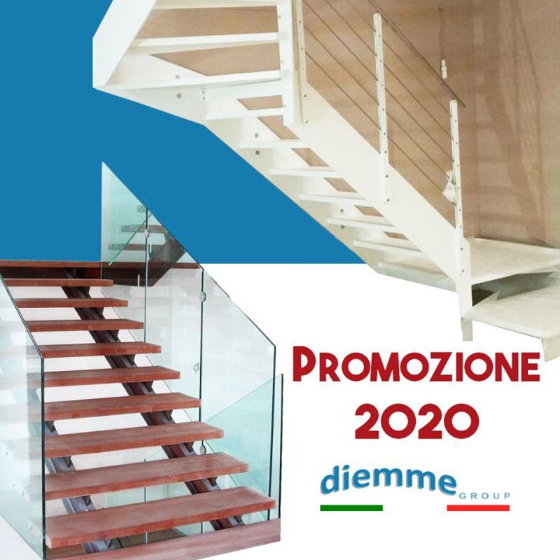 Diemme Group - Occasione produttori diretti scale su misura personalizzate made in Italy