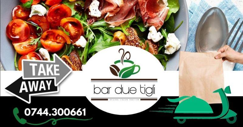 Offerta dove mangiare insalatone fresche Terni - Occasione bar per pranzi veloci aziendali Terni