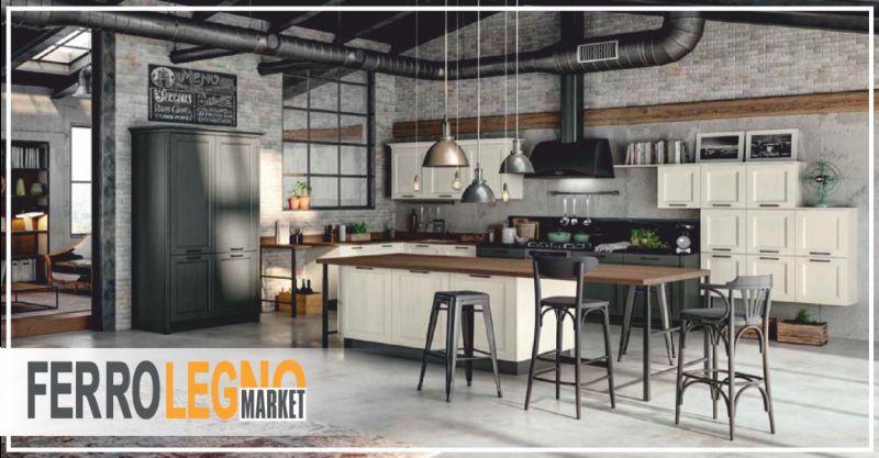 ferrolegno market offerta vendita cucine - occasione cucine su misura imperia