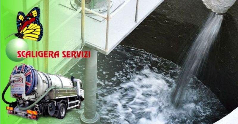 Promozione lavaggio e bonifica serbatoi Verona - occasione spurgo vasche decantagrassi Verona
