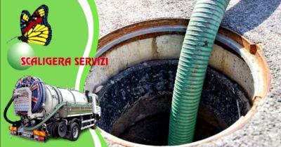 offerta specialisti pulizia vasche di decantazione padova occasione spurgo pozzi neri padova