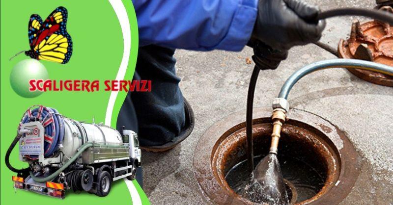 Offerta pulizia professionale tubazioni - occasione pronto intervento scarichi intasati Padova