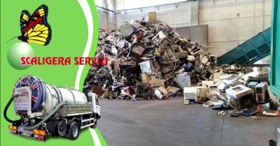 offerta servizio privato smaltimento rifiuti speciali occasione attribuzione codice cer padova