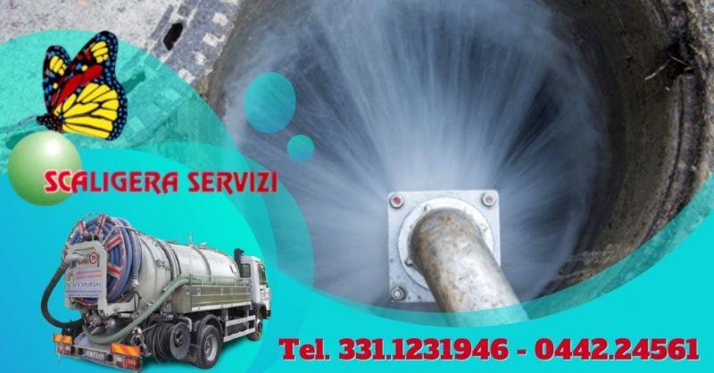 Offerta Disotturazione tubazioni Bovolone - Occasione Lavaggio professionale tubazioni Nogara