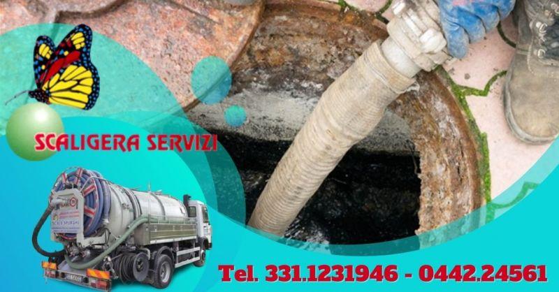 Offerta Servizio trasporto rifiuti liquidi - Offerta Smaltimento rifiuti fangosi Casale di Scodosia