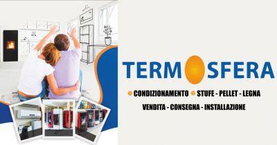 termosfera offerta ditta specializzata vendita installazione e assistenza impianti riscaldamento completi