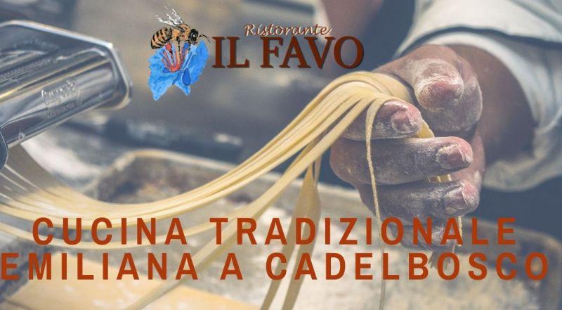 Offerta cucina tipica emiliana a Cadelbosco Di Sopra Reggio Emilia - Vendita pasta fatta in casa a Cadelbosco Di Sopra Reggio Emilia